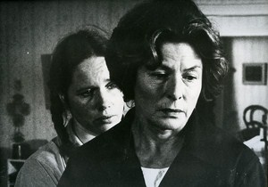 Ingrid Bergman & Liv Ullmann in Autumn Sonata Cinema News Photo 1980