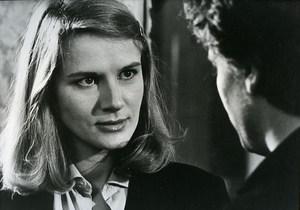 French Actress Portrait Dominique Sanda Cinema News Photo 1980
