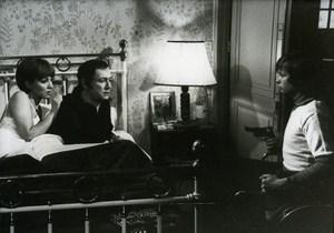 Maurice Ronet & Stephane Audran in Le Cri du Coeur Cinema News Photo 1980