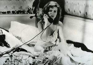 Actress barbara Sukowa in Lola of Fassbinder Cinema News Photo 1980