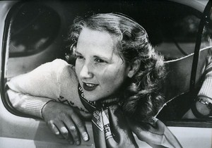 Portrait of the pianist Hephzibah Menuhin News Photo 1980