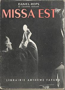 Missa Est par Albin-Guillot, Laure & Rops, Daniel