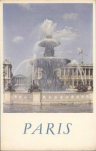Paris par Jahan, Pierre; Facchetti, Paul; Savitry, Emile; René-Jacques; Leaf, Earl & Landau, Ergy. Texte de Jacques Donvez