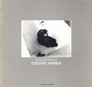 Retrospective Edouard Hannon par Hannon, Edouard