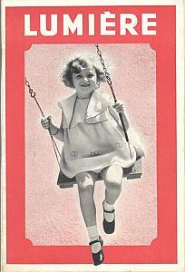 Catalogue Lumière 1939 par Société Lumière