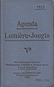 Agenda Lumière - Jougla par Etablissements Lumière et Jougla