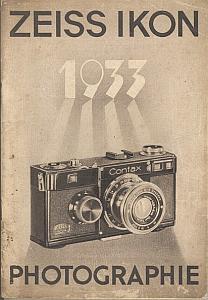 Catalogue des appareils photographiques et produits de la Société Zeiss Ikon by Zeiss Ikon