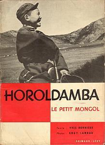 Horoldamba, le petit mongol par Landau, Ergy & Bonnieux, Yves