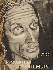 Le Masque et l'Humain par Le Prat, Thérèse