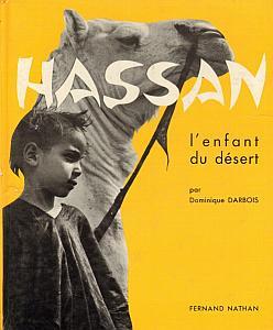 Hassan, l'enfant du désert par Darbois, Dominique