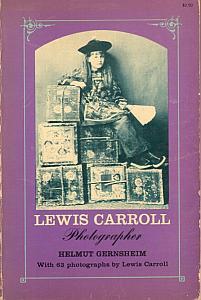 Lewis Carroll photographer par Gernsheim, Helmut