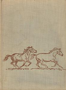 Chevaux et Poulains par Lijskova-Matyasova, M.
