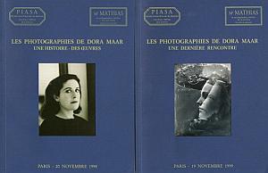 Les photographies de Dora Maar, une histoire - des oeuvres, avec Man Ray, Brassaï, Irving Penn, Emmanuel Sougez, Izis, André Rogi par Maar, Dora
