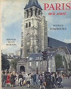 Paris m'a souri par Marton, Ervin & Fombeure, Maurice