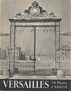Versailles, 34 photos par Amson, Marcel