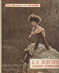 La Bâche, Amadou Acrobate par Peiry, Alexy & Pilet, Suzy