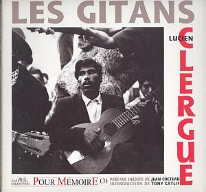 Les Gitans par Clergue, Lucien