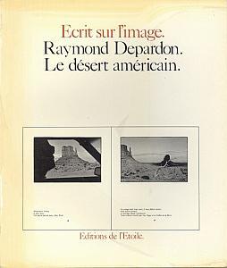 Le Désert Américain par Depardon, Raymond