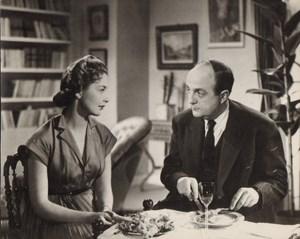 Cinema Movie France Bernard Blier Les Anciens de Saint Loup Old Photo 1950