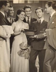 Cinema Movie France Actor Pierre Dargout Dernier Atout Jacques Becker Photo 1942
