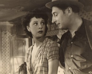 Cinema Movie France Jean Tissier Sylvia Bataille L'Enfer des Anges Photo 1939