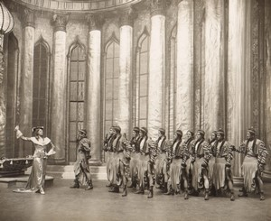Londres Coliseum Theatre Casanova Oriel Ross Gipsy Lad Ancienne Stage Photo 1932