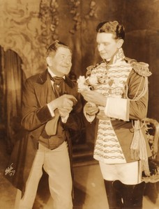 New York Broadway Musical Theatre The Student Prince Howard Marsh Ancienne Photo White 1924 #3