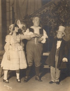 USA Broadway Stage Musical Play The Student Prince? Old De Mirjian Photo 1924 #4