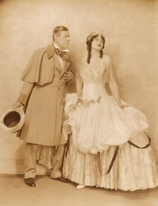 USA Broadway Stage Musical Play The Student Prince? Old De Mirjian Photo 1924 #8