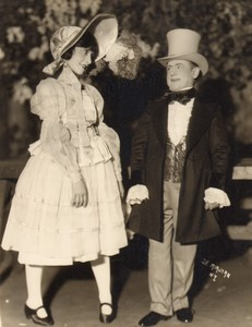 USA Broadway Stage Musical Play The Student Prince? Old De Mirjian Photo 1924#10
