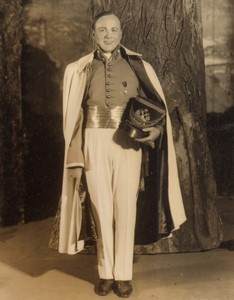 New York Broadway Musical Theatre The Student Prince? Ancienne Photo De Mirjian 1924 #22