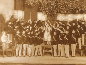 New York Broadway Musical Theatre The Student Prince? Ancienne Photo De Mirjian 1924 #23