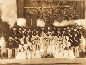 USA Broadway Stage Musical Play The Student Prince? Old De Mirjian Photo 1924#24