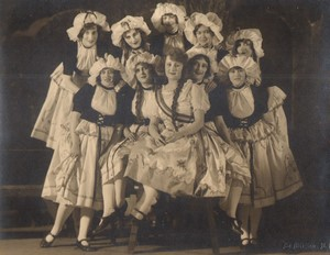 New York Broadway Musical Theatre The Student Prince? Ancienne Photo De Mirjian 1924 #25