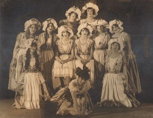 New York Broadway Musical Theatre The Student Prince? Ancienne Photo De Mirjian 1924 #26