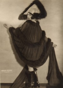 USA Chicago Theatre Ballet Costume Maxine Lorenz Ancienne Photo Rayhuff Richter 1925