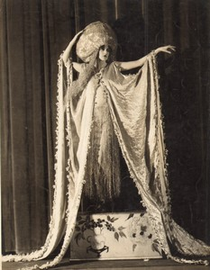 USA New York Broadway Theatre Strauss Ballet Danseuse ancienne Photo De Mirjian 1925 #1