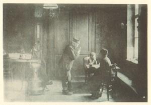 Belgium Sentiment d'Art en Photographie at Home old Halftone Mathy 1901