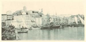 Belgium Sentiment d'Art en Photographie Seaside old Halftone Leroi 1901