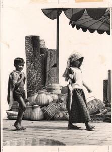 Cambodia Sinoun the Little Cambodian Girl Photomontage photo Wertheimer 1968 #10