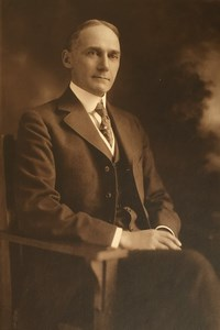 New York US Representative Frederick W. Rowe Old Harris & Ewing Photo 1910's
