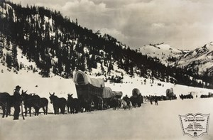Fighting caravans Lily Damita Gary Cooper Lobby Card Paramount Movie Photo 1931