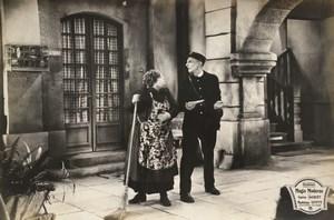 Magie Moderne Gaston Jacquet Madeleine Guitty Cinema Ancienne Photo de Film Paramount 1931