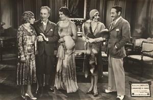 Paramount En Parade Cinema Lobby Card Paramount Musical Movie Photo 1930