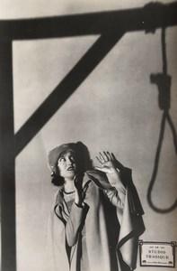 The Studio Murder Mystery Cinema Lobby Card Paramount Movie Photo 1929