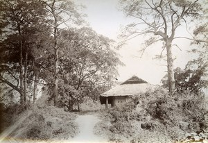 Old Pagod Cai Kinh District French Occupation Vietnam Photo Tong Sing 1895