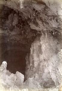 Cai Kinh Cave of Phu Binh Gia Indochina Vietnam Old Photo Tong Sing 1895