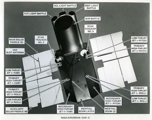 USA Space Rocket Astronaut Project old Photo Nasa c1970