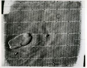 USA Space Mariner 9 Planet Nix Olympica old Photo Nasa 1971