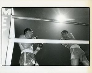 France Paris Heavyweight Boxing Championship Match Rodriguez Syben Photo 1982